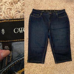 Cato Capri Jeans